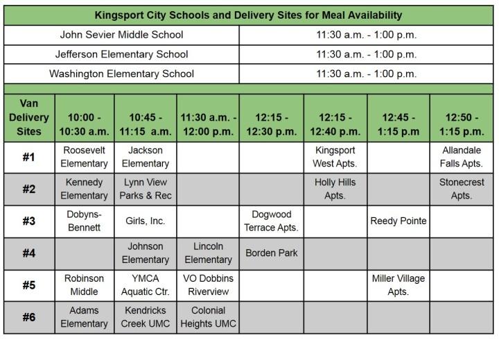 KCS Summer Feeding Schedule 2021b